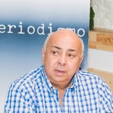 César Miguel Rondón con Venezuelan Press