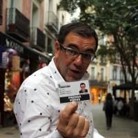 Laureano Márquez con Venezuelan Press