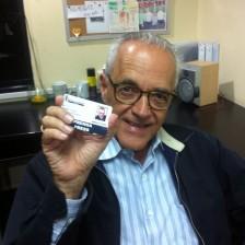 Nelson Bocaranda con Venezuelan Press