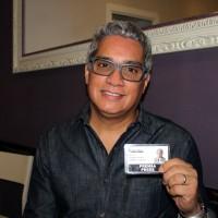 Leonardo Aranguibel con Venezuelan Press
