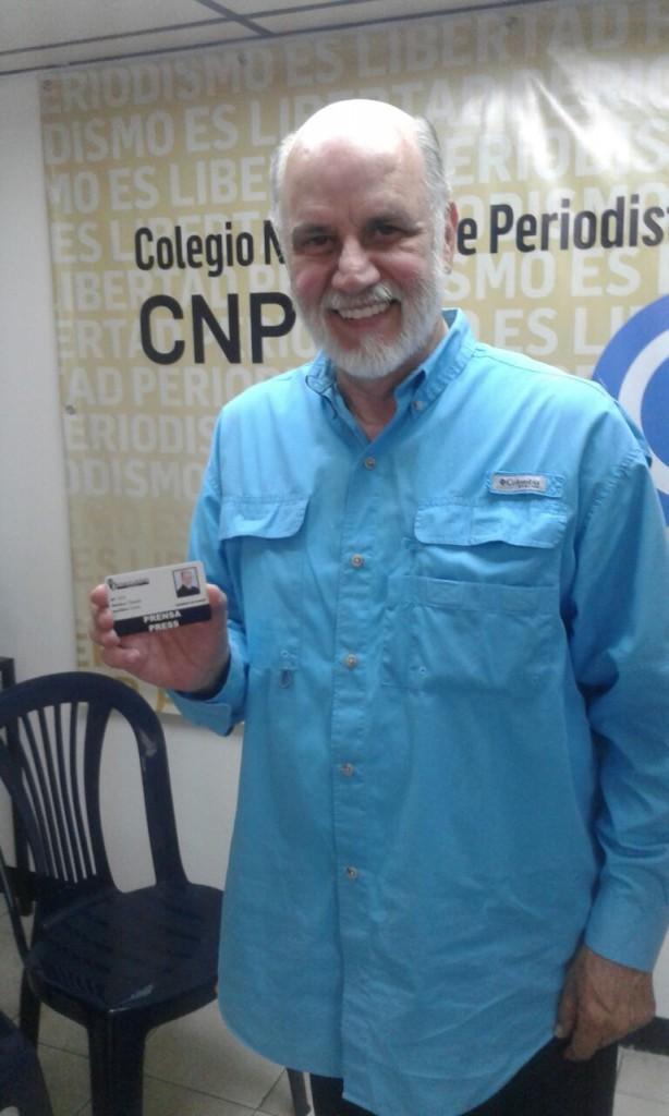 Tinedo Guía en Venezuelan Press