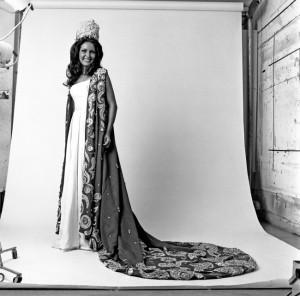 Desireé Rolando.Miss Venezuela 1973. © Tito Caula