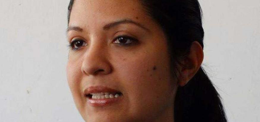 Mariangel Martínez, secretaria general del CNP-Portuguesa