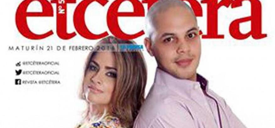 Última portada revista Etcétera