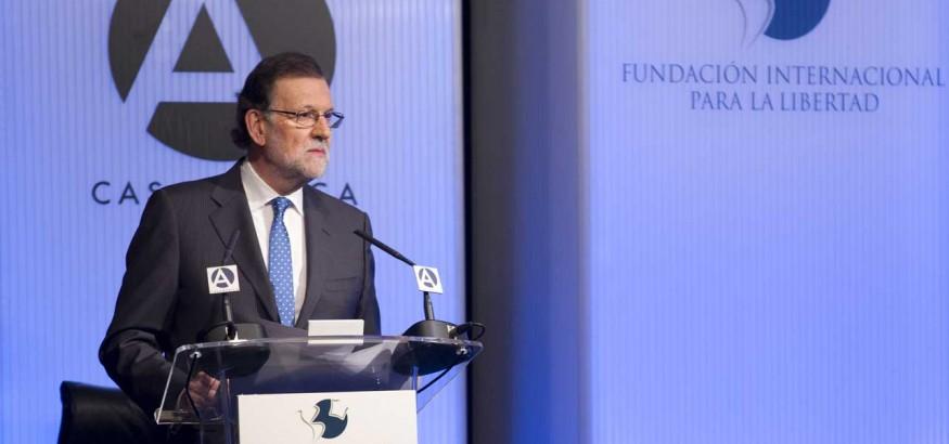 Rajoy recuerda a los periodistas venezolanos