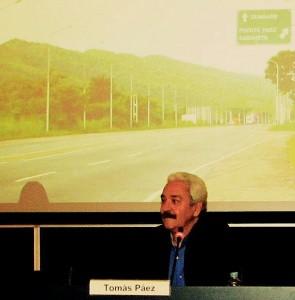 Tomás Páez presenta La voz de la diáspora venezolana en Barcelona