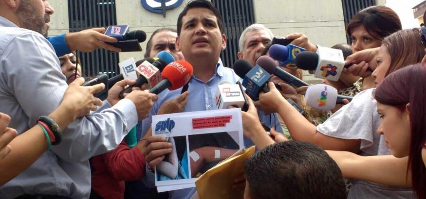 Marco Ruiz del SNTP