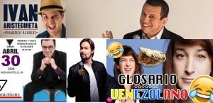 Los humoristas venezolanos recorren el mundo para hacer reír a la diáspora