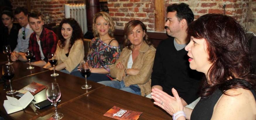 Tapas Teatro en Madrid