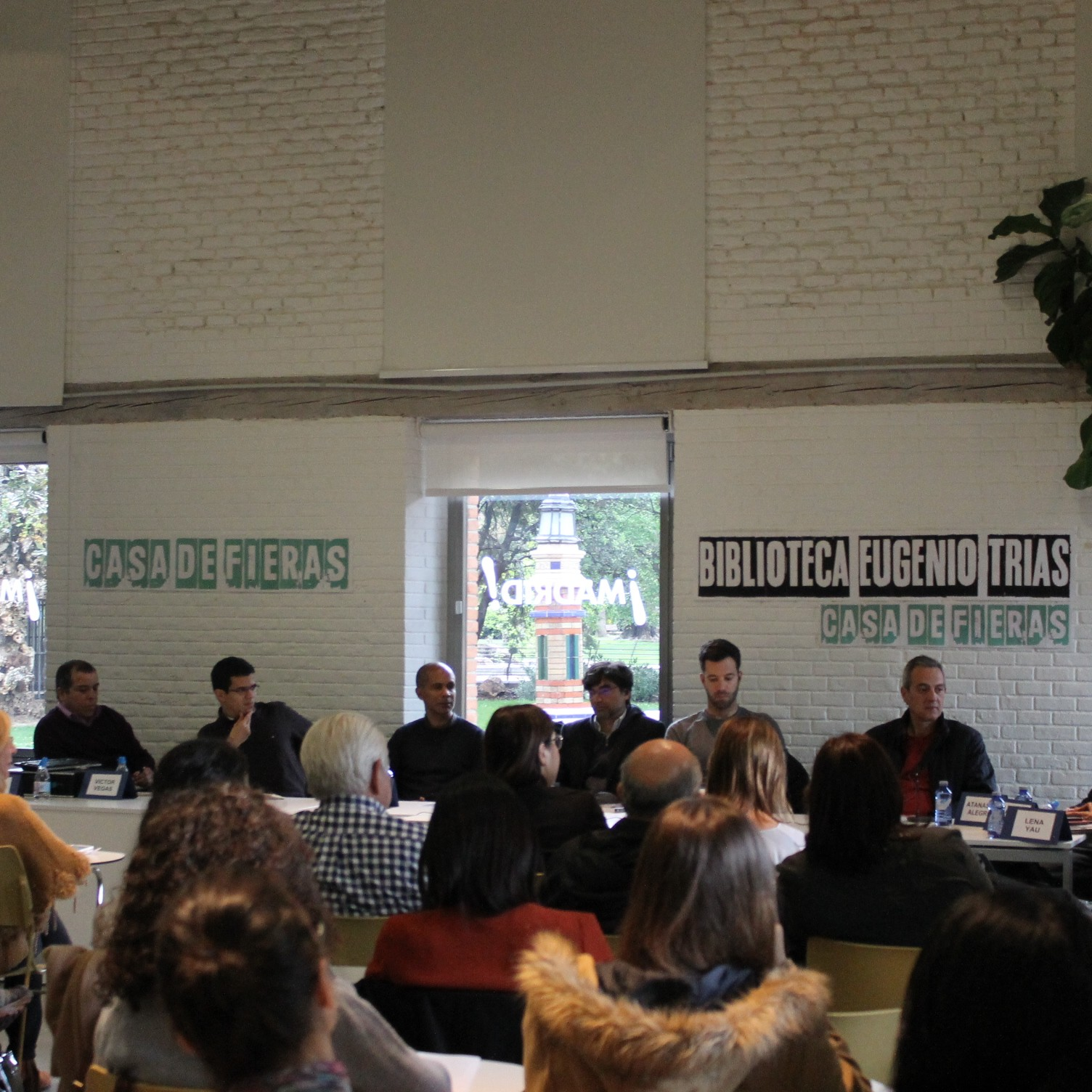 Diez escritores venezolanos en Madrid