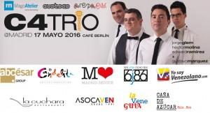 c4 trio sponsors