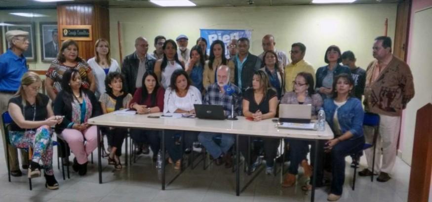 Colegio Nacional de Periodistas Venezuela
