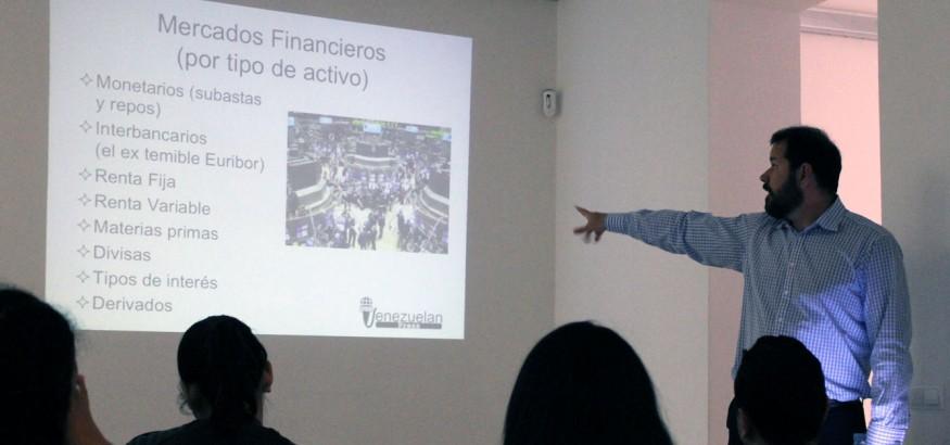 David Anglés Mercados financieros