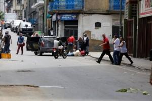 Agresiones a periodistas en Venezuela