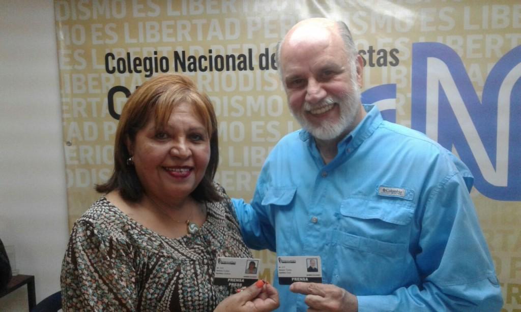 Ivonne Andara y Tinedo Guía en Venezuelan Press