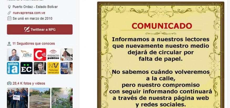 Nueva Prensa Guayana