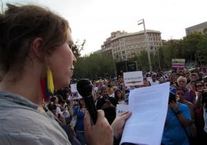 Gabriela Montero en Barcelona. Foto: Josmig Hernández
