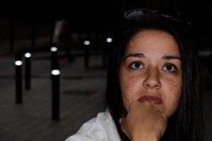Daniela Alvarado. Foto Joaquín Ferrer