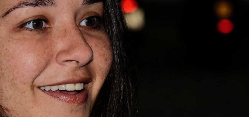 Daniela Alvarado. Foto: Joaquín Ferrer