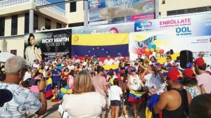 Foto: Unión Canario-venezolana
