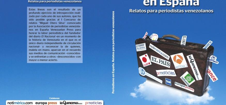 Portada libro Periodismo en España