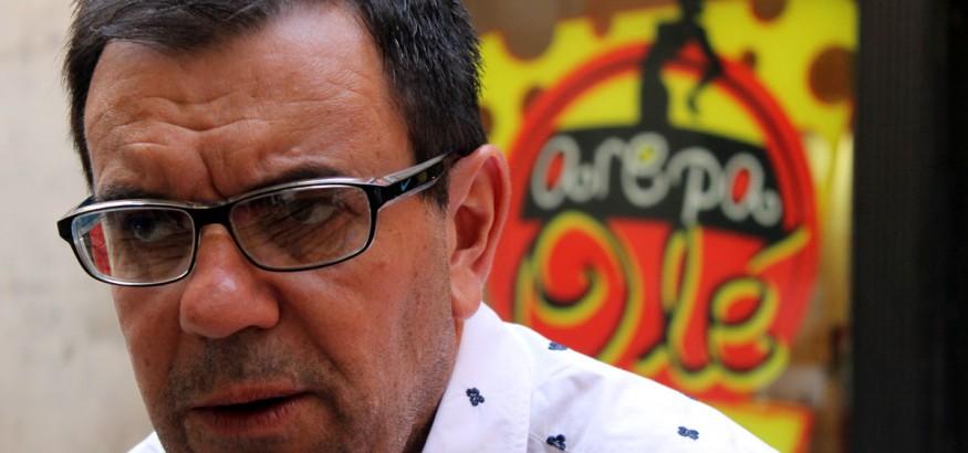Laureano Márquez en Madrid