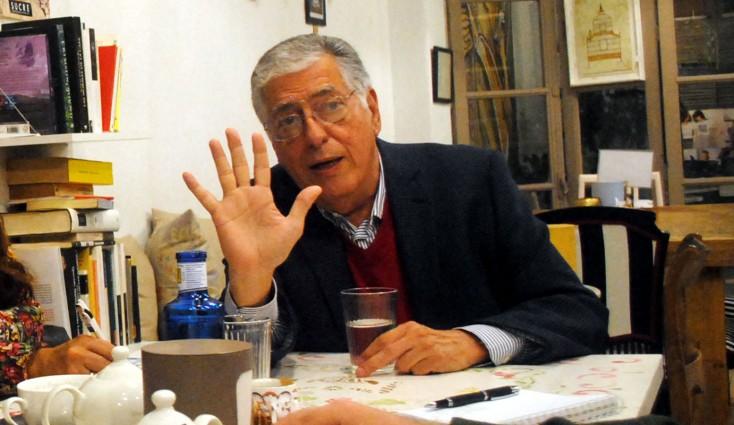 Rafael Poleo: La película termina en la pérdida de la soberanía