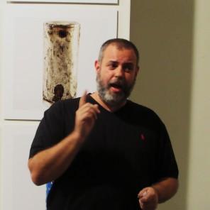 Juan Toro expone en Barcelona