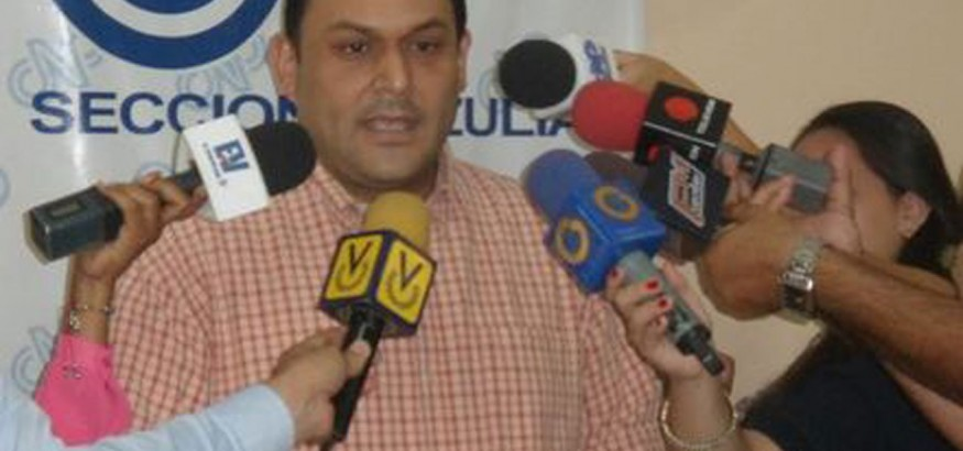 Leonardo Pérez CNP Zulia