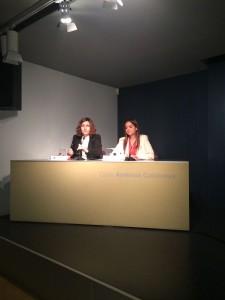 Tamara Suju en Barcelona