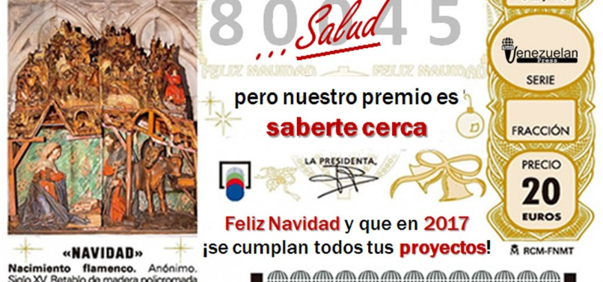Venezuelan Press Navidad 2016