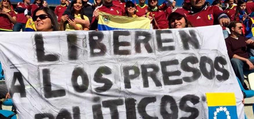 Presos políticos en Venezuela. Fuente foto: El Impulso