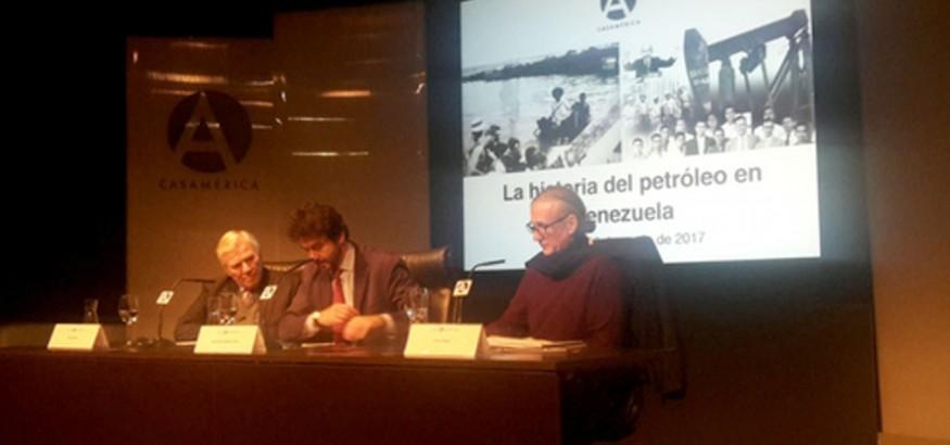 Carlos Oteyza presenta El Reventón en Madrid