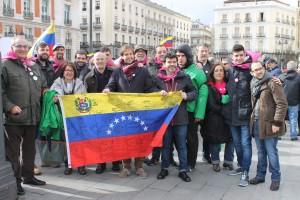 UPyD en apoyo a jubilados venezolanos