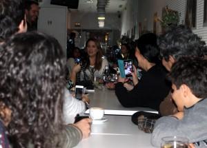 Venezuelan Press con Erika de la Vega