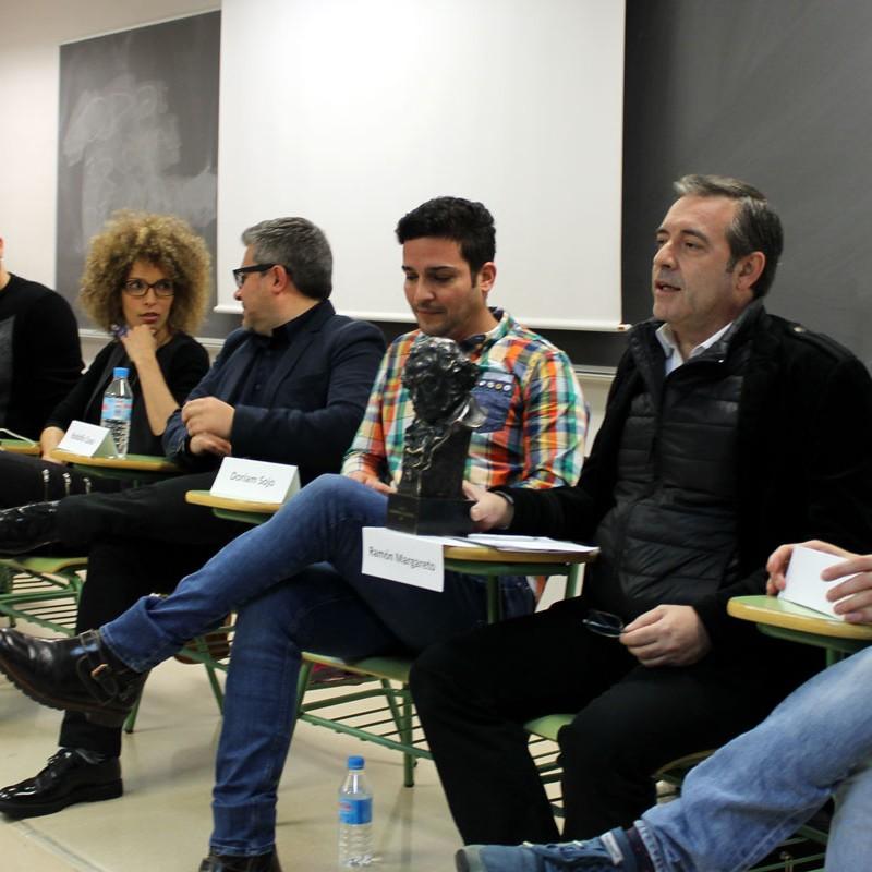 Encuentro con cineastas venezolanos y españoles