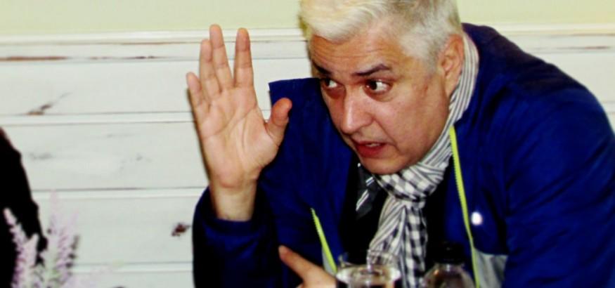 Carlos Fraga en Barcelona