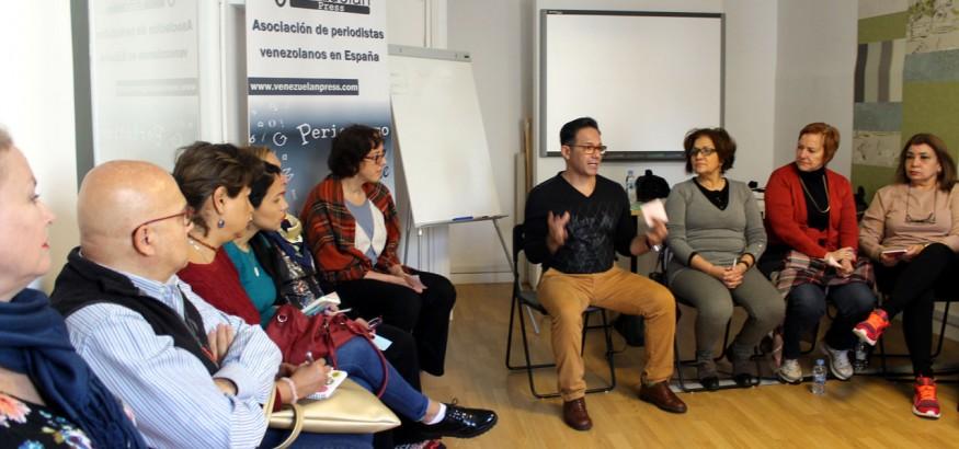 Cerrando círculos con Julio Pérez Infante en Madrid