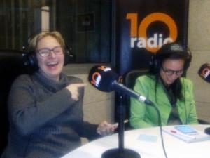 Entre nosotras en 10 radio