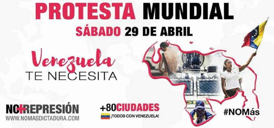 NOMAS en Madrid por Venezuela