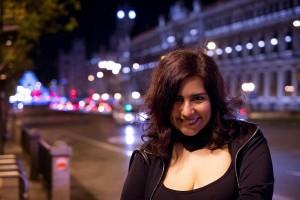 Patsy Montiel creadora de Madrid Seduce