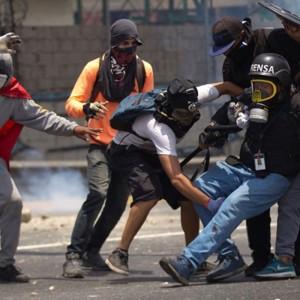 Relatores de la ONU y la CIDH rechazan censura, detenciones y ataques a periodistas venezolanos