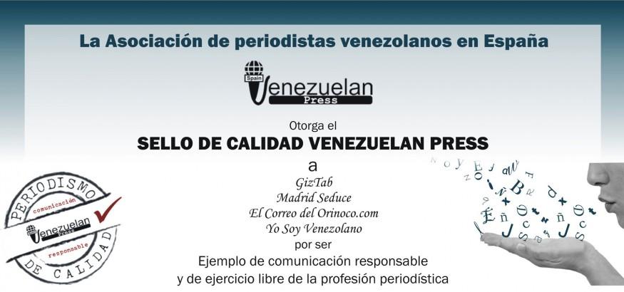 Sello de Calidad Venezuelan Press