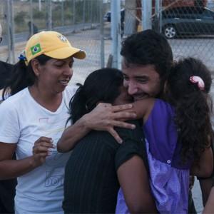 Liberan al periodista venezolano Jonathan Guédez