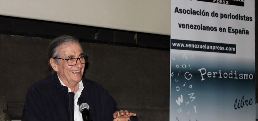 Carlos Oteyza presenta CAP 2 en Madrid