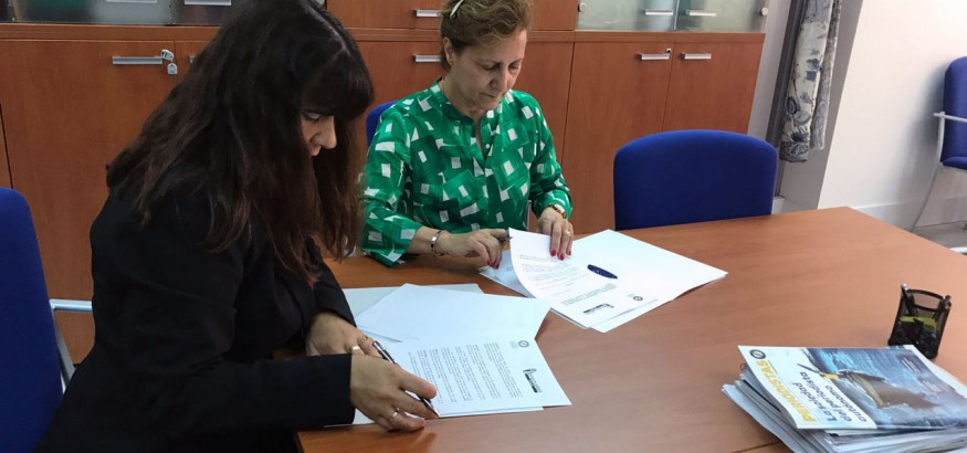 Venezuelan Press firma con FAPE