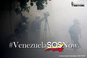 #VenezuelaSOSnow