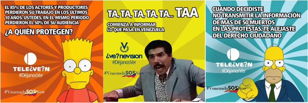 #DejanosVer por RCTV