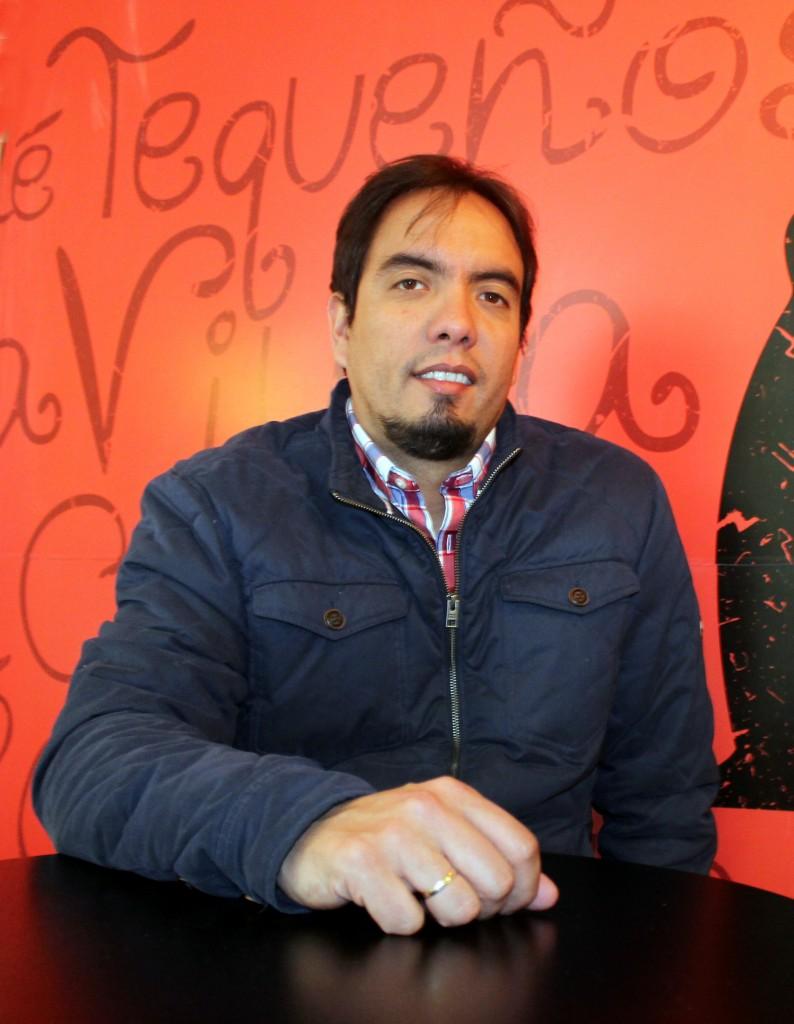 Edgar Rodríguez de Arepa Olé