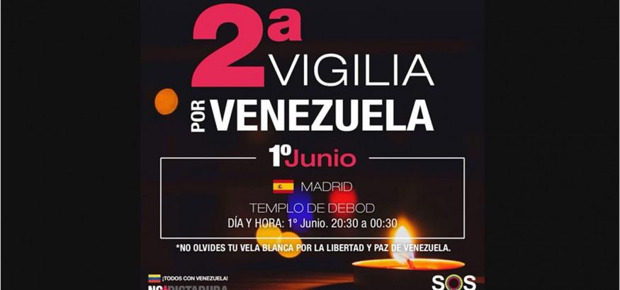 Vigilia de Sin Mordaza en Madrid